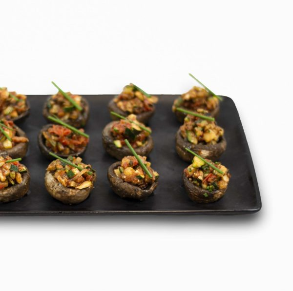 catering-filled-mushroom-canapes